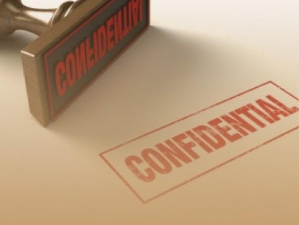 Attention, Confidentiel !