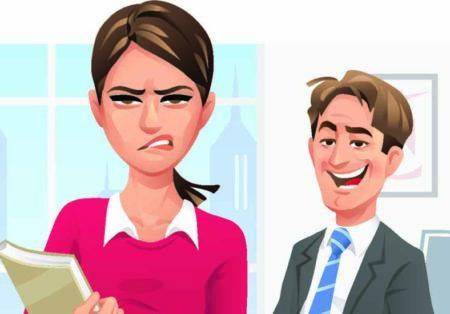 Face au sexisme